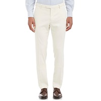 Boglioli Sueded Trousers White