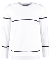 Native Youth Riggs Long Sleeved Top White