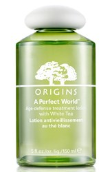 Origins A Perfect World Tm Age Defense Treatment Lotion With White Tea