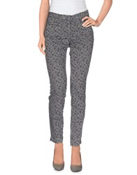 Heavy Project Trousers Casual Trousers Women Grey