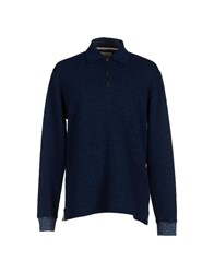 Bellerose Topwear Sweatshirts Men Dark Blue