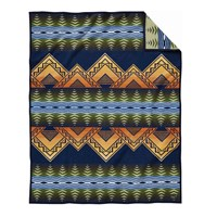 Pendleton American Treasures Blanket Midnight