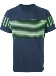 Surface To Air Striped T Shirt