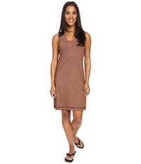 Kavu Eve Dress Terrain Women's Dress Bronze