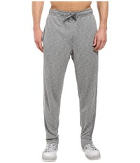 Nike Dri Fit French Terry Drawstring Pant Cool Grey Black Men's Casual Pants Gray