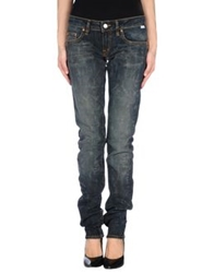 Gianfranco Ferre Gf Ferre' Denim Pants Blue
