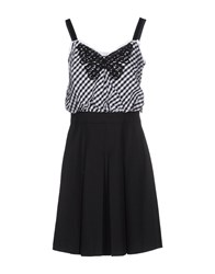 22 Maggio Dresses Short Dresses Women Black
