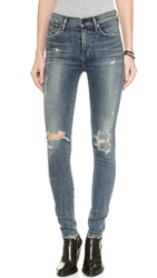 Citizens Of Humanity Rocket Skinny Jeans Indie