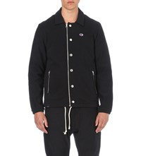 Champion X Beams Zip Up Cotton Jacket Black