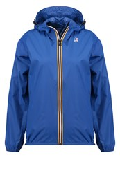 K Way Kway Claudette Waterproof Jacket Royal Royal Blue
