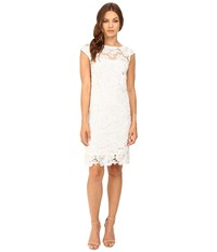 Rsvp Cecily Sheath Dress White Women's Dress