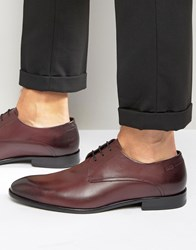 Hugo Boss Dresios Derby Shoes Red