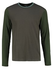 Your Turn Long Sleeved Top Green