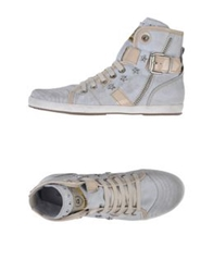 Manas Design Manas High Tops And Trainers Light Grey