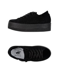 Beverly Hills Polo Club Low Tops And Trainers Black
