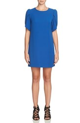 Cynthia Steffe Women's 'Sunday' Shift Dress Earth Blue