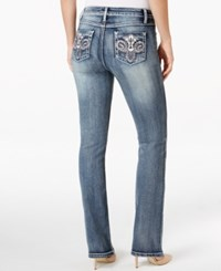 Earl Jeans Embellished Medium Wash Bootcut