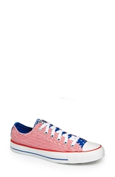 Converse Chuck Taylor All Star 'Ox Stars And Bars' Low Top Sneaker Women