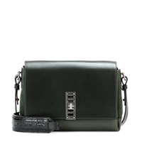 Proenza Schouler Ps Elliot Leather Cross Body Shoulder Bag