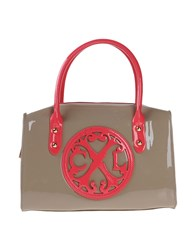 Christian Lacroix Bags Handbags Women Khaki