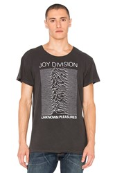 R 13 Joy Division Lukas Tee Charcoal