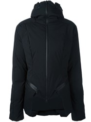 Y 3 Padded Hooded Jacket Black