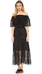 Rachel Zoe Pila Dress Black
