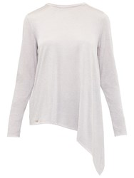 Ted Baker Vangeli Asymmetric Top Straw