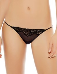 Wacoal Sheer Enough Thong Black