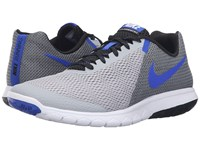 Nike Flex Experience Rn 5 Wolf Grey Racer Blue Black White Men's Running Shoes Gray