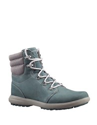 Helly Hansen Ast Leather Winter Boots Blue