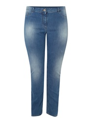 Persona Ibisco Denim Jeggings Blue