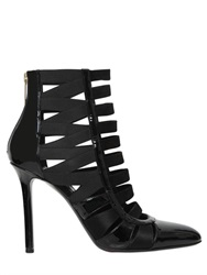 Tamara Mellon 105Mm Corset Patent Leather Ankle Boots