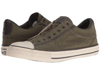 Converse Chuck Taylor All Star Vintage Slip Painted Nylon Ox Turtle Beluga Turtledove Lace Up Casual Shoes Turtle Beluga Turtledove