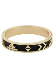 House Of Harlow Aztec Bracelet Black