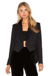 Smythe Mini Fails Blazer Black