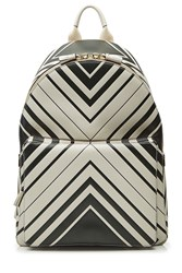 Anya Hindmarch Diamonds Leather Backpack Multicolor