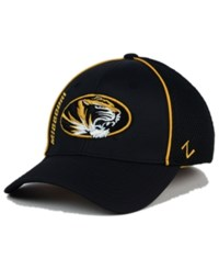 Zephyr Missouri Tigers Punisher Stretch Hat Black Gold