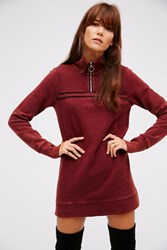 Free People Womens Just A Half Zip Pullover