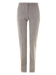 Christopher Kane Puppytooth Tailored Trousers