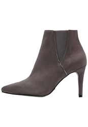 Gaudi' Gaudi Dixie High Heeled Ankle Boots Grey