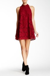 Lovers Friends Lily Dress Red