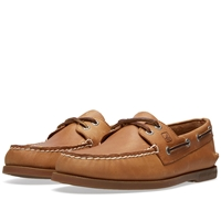 Sperry Topsider Authentic Original 2 Eye Sahara
