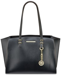 Anne Klein Head To Toe Large Tote Black