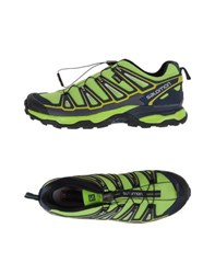 Salomon Footwear Low Tops And Trainers Men Light Green
