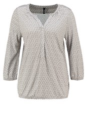 Soyaconcept Felicity Long Sleeved Top Taupe