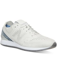New Balance Men's 696 Summer Utility Casual Sneakers From Finish Line Concrete Slate Blue