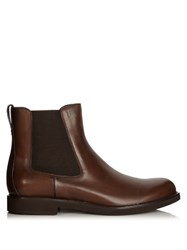 Tod's Tronchetto Chelsea Boots Brown
