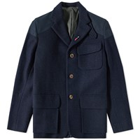 Nigel Cabourn Mallory Jacket Blue