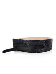 Max Mara Pernice Leather Belt